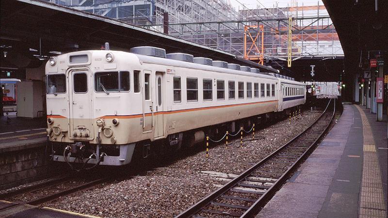 九州旅客鉄道 キハ65道 日田彦山...